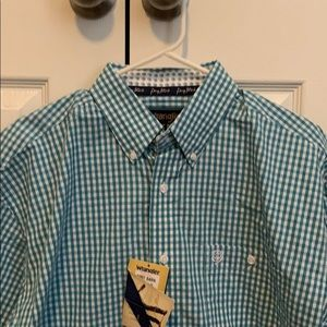 Wrangler button up George Straight collection
